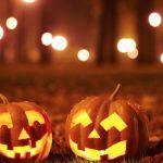 Halloween borrel